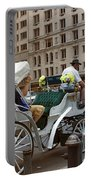 Manhattan Buggy Ride Portable Battery Charger