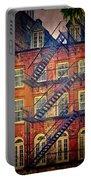 Manhattan Facade Portable Battery Charger