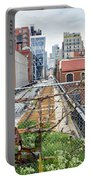 Manhattan High Line Portable Battery Charger