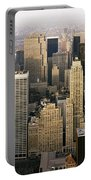 Manhattan Skyline - New York City Portable Battery Charger