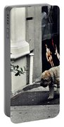 Manhattan Street Art Portable Battery Charger