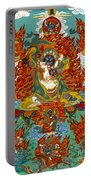 Maning Mahakala With Retinue Portable Battery Charger