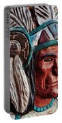 Manitou Cliff Dwellings Native American Portable Battery Charger