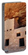Manitou Cliff Dwellings Portrait Portable Battery Charger
