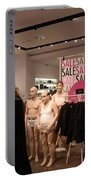 Mannequins Extraordinaires Portable Battery Charger