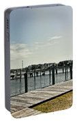 Manteo Waterfront Portable Battery Charger