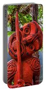 Maori Guardian Portable Battery Charger