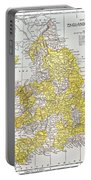 Map: England & Wales Portable Battery Charger