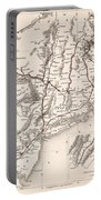 Map: Northeast U.s.a Portable Battery Charger