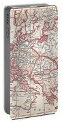 Map: Thirty Years War Portable Battery Charger
