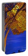 Maple In The Night Portable Battery Charger