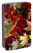 Maple Leaf Colors Portable Battery Charger