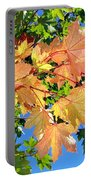 Maple Mania 1 Portable Battery Charger
