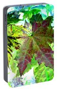Maple Mania 24 Portable Battery Charger