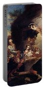 Maratti Carlo Adoration Of The Shepherds Portable Battery Charger