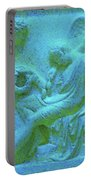 Marble Angel Relief Portable Battery Charger