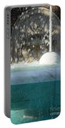 Marble Fountain Shower Portable Battery Charger