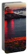 Marblehead Harbor Illumination 2017 Chandler Hovey Portable Battery Charger