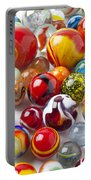 Marbles Close Up Portable Battery Charger