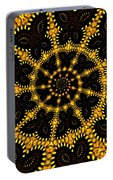 March Of The Butterflies Portable Battery Charger