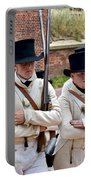 Marching To Battle Portable Battery Charger