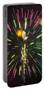 Mardi Gras Burst Portable Battery Charger
