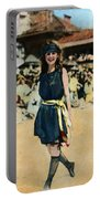 Margaret Gorman, 1921 Portable Battery Charger