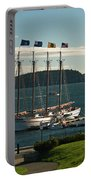 Margaret Todd - Bar Harbor Icon Portable Battery Charger