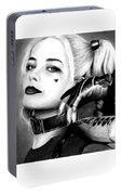Margot Robbie  Portable Battery Charger