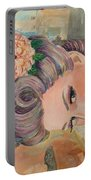 Marie Antoinette  Portable Battery Charger