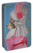 Marie Catoinette Portable Battery Charger