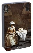 Marie Tussaud (1760-1850) Portable Battery Charger