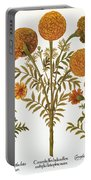 Marigolds, 1613 Portable Battery Charger
