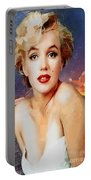 Marilyn Hotty Totty Portable Battery Charger