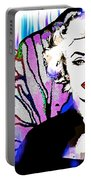 Marilyn In Love Portable Battery Charger