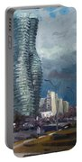 Marilyn Monroe Towers Mississauga Portable Battery Charger