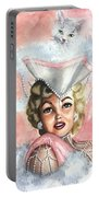 Marilyne Portable Battery Charger