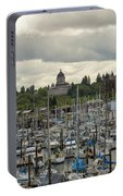 Marina In Olympia Washington Waterfront Moorage Portable Battery Charger