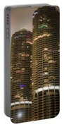 Marina Towers Portable Battery Charger