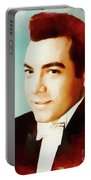 Mario Lanza, Hollywood Legend Portable Battery Charger