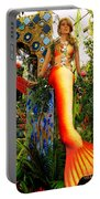 Marisol The Mermaid Portable Battery Charger