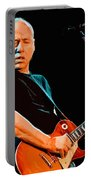 Mark Knopfler Portable Battery Charger