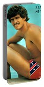 Mark Spitz, Olympic Champion Portable Battery Charger