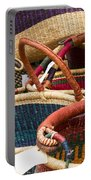 Market Baskets Portable Battery Charger