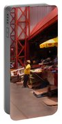 Market Georgetown Guyana Portable Battery Charger