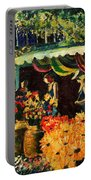Market In Provence Portable Battery Charger