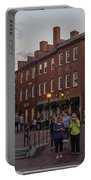 Market Square Portable Battery Charger