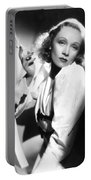 Marlene Dietrich Portable Battery Charger