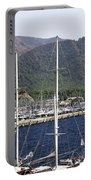Marmaris Port Portable Battery Charger