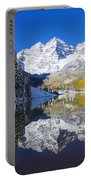 Maroon Lake And Bells 1 Portable Battery Charger